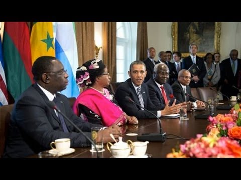 South Africans Plan to Protest Obama's Crimes Against Africa During Presidential Visit