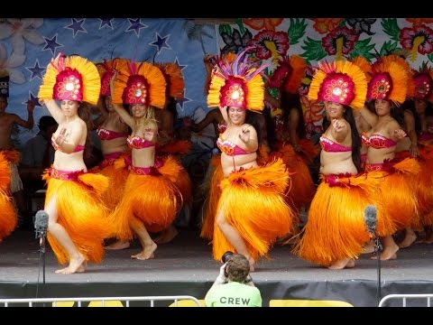Aorere Cook Island Group 2015
