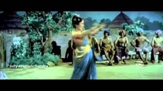 Satya Harishchandra(ಸತ್ಯ ಹರಿಶ್ಚಂದ್ರ) --1965 -- Nanna Neenu Full Video Song -- Dr. Rajkumar