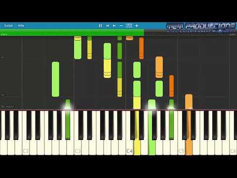 Piano Tutorial: Paul McCartney - Wonderful Christmastime + MIDI Download