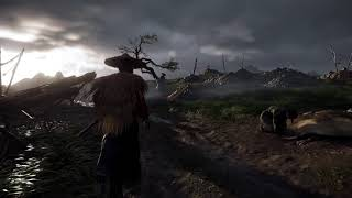 Ghost of Tsushima   E3 2018 Gameplay Debut  PS4