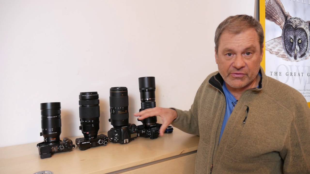Mirrorless Super Telephoto Comparison Leica, Fuji, Nikon, Olympus