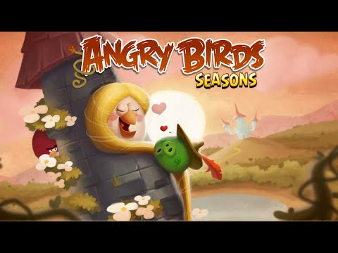 Angry Birds Seasons | Valentine's Update - Fairy Hogmother!