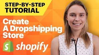 Erstellen Sie einen Dropshipping-Shop mit Shopify & Aliexpress (AKTUALISIERT Shopify Tutorial für 2019)