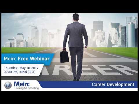 Career Development   Interpersonal Skills and Self Development   Dubai   Meirc
