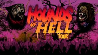 Tommy Trash & Wolfgang Gartner - HOUNDS OF HELL TOUR
