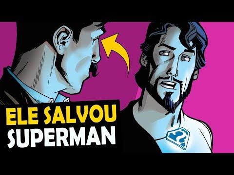 COMO O PAI DO BATMAN TROUXE SUPERMAN PARA TERRA