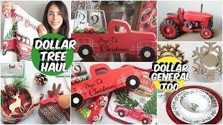 DOLLAR TREE HAUL DOLLAR GENERAL HAUL