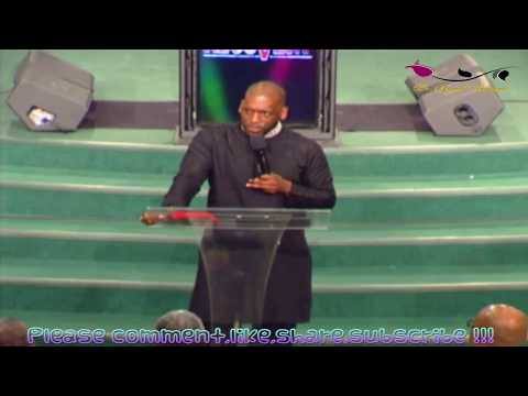 Pastor Jamal Bryant  Plans to give you hope and a future
