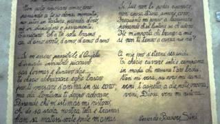 Tenore Monte Gonare Sarule- sa bichirina- ebba murra niedda- su mesu passu