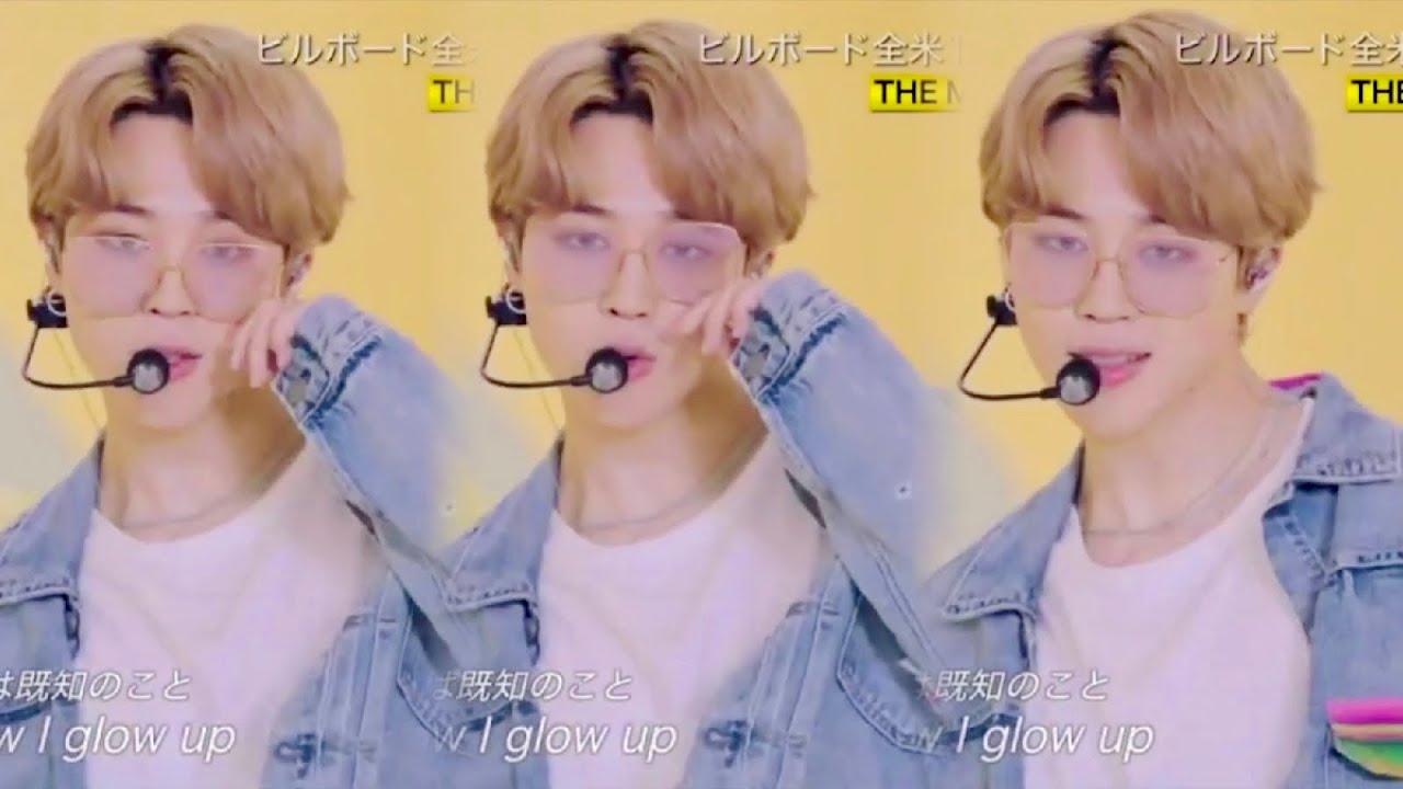 방탄소년단 - 다이너마이트 지민 컷 THE MUSIC DAY 2020 (BTS - Dynamite JIMUN CUT THE MUSIC DAY 2020)