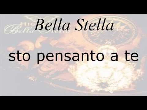 Highland Bella Stella lyrics