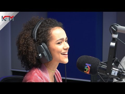 Game Of Thrones Star Nathalie Emmanuel  The Big