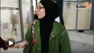 'Tidak...saya tidak disiasat' - Anak Zahid Hamidi