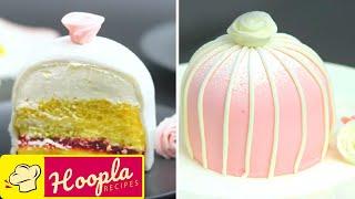 Swedish Princess Cake Recipe And More Dessert Recipes!   Hoopla Recipes