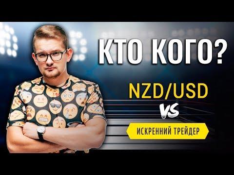Бой с активом NZD/USD | Кто кого? | Нервное начало торговой недели| Стрим 252 | Искренний Трейдер