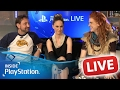 For Honor, Resident Evil 7 DLC, Horizon Zero Dawn Cosplay | Inside PlayStation LIVE vom 17.02.2017