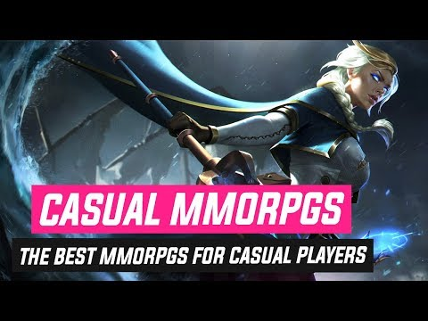 The Best MMORPGs In 2019 For Casual MMO Players - Top 6 MMORPGs