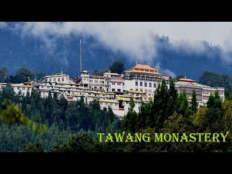 400-year-old Tawang Monastery in Arunachal Pradesh