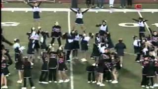 Kelli Smith Cheerleader 2010.wmv