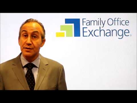 Exceptional Family Office Summit India 2015   Alexandre Monnier, President, Family  Office Exchange (FOX), USA