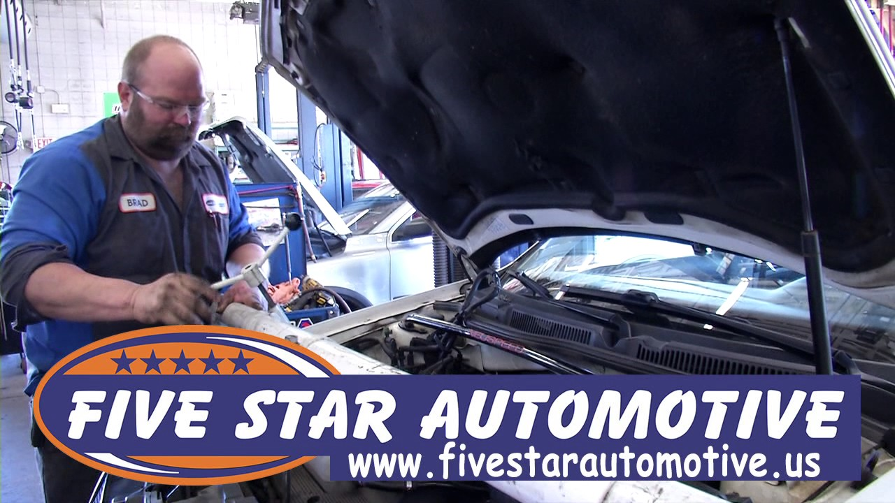 Five Star Automotive >> Five Star Automotive Superior Wi Youtube