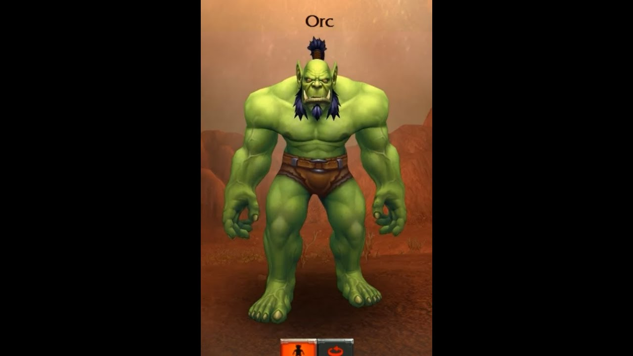 Orc Wow New Model Image Gallery new orc ...