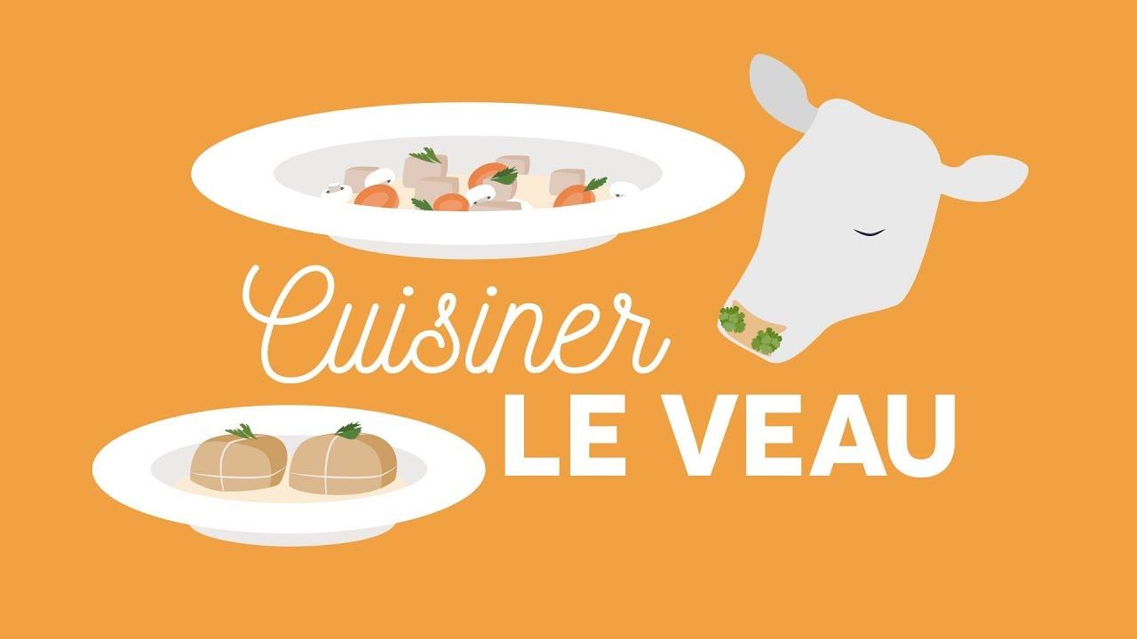 Cuisiner le veau les carnets de julie youtube - Comment cuisiner les rognons de veau ...