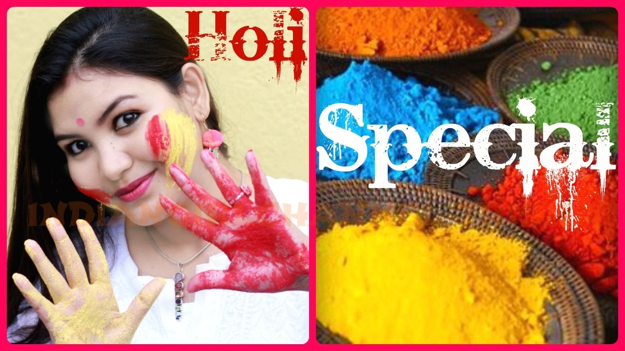 16 effective beauty hacks/Holi Skin and Hair care tips/ indiangirlchanneltrisha