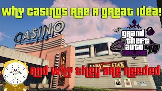 GTA Online Why The Casino DLC Is A Great Idea, And Why Its Needed