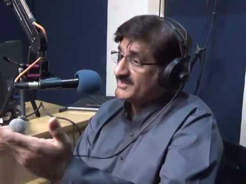 Syed Murad Ali Shah's Live Interview on FM105