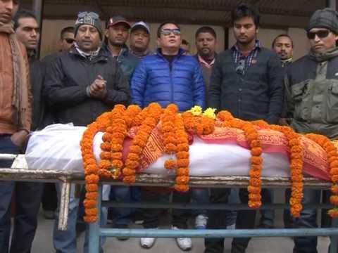 Nepali Chalchitra Samachar Mangsir 25  2071 on NTV
