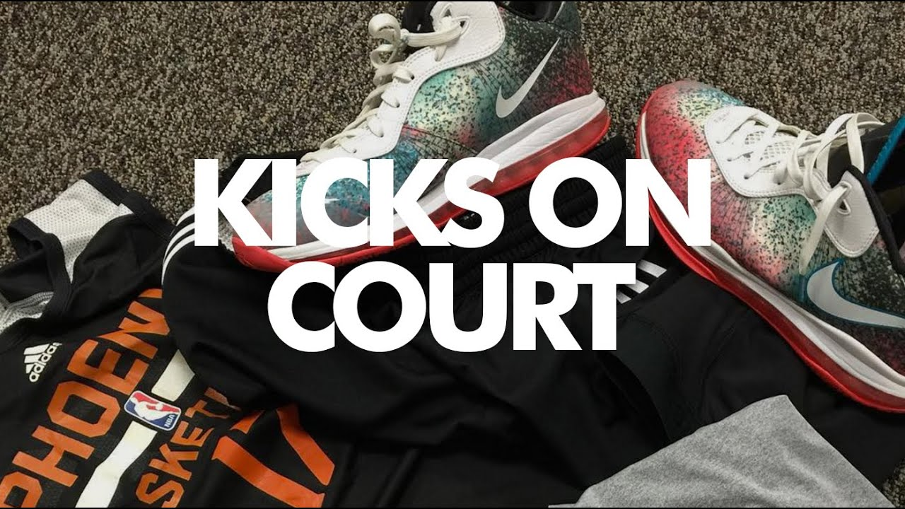 20cce9e2dca The Phoenix Suns  Sneaker Shopping Spot