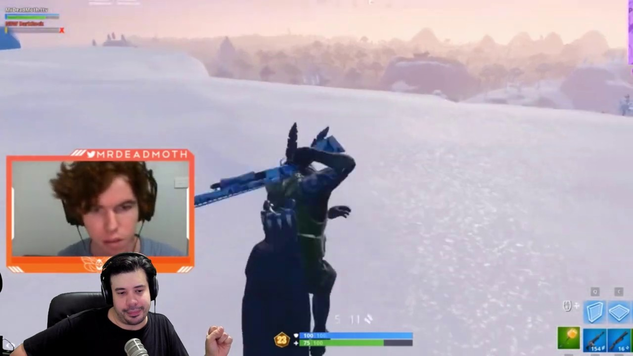Streamer Beats Wife While Streaming Fortnite Mrdeadmoth Arrested