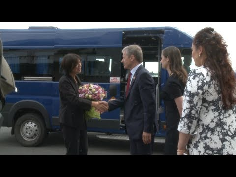 Председатель Парламентской ассамблеи ОБСЕ Кристин Муттонен прибыла в Минск