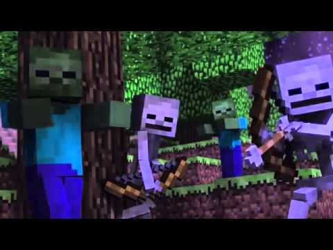 """New World Song"" Minecraft Animation"