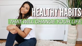 Healthy habits | 10 that will change your life
