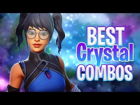 *BEST* CRYSTAL SKIN COMBOS!! (Fortnite Battle Royale)