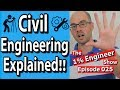 What Do Civil Engineers Do? | Do Civil Engineers Build Buildings?