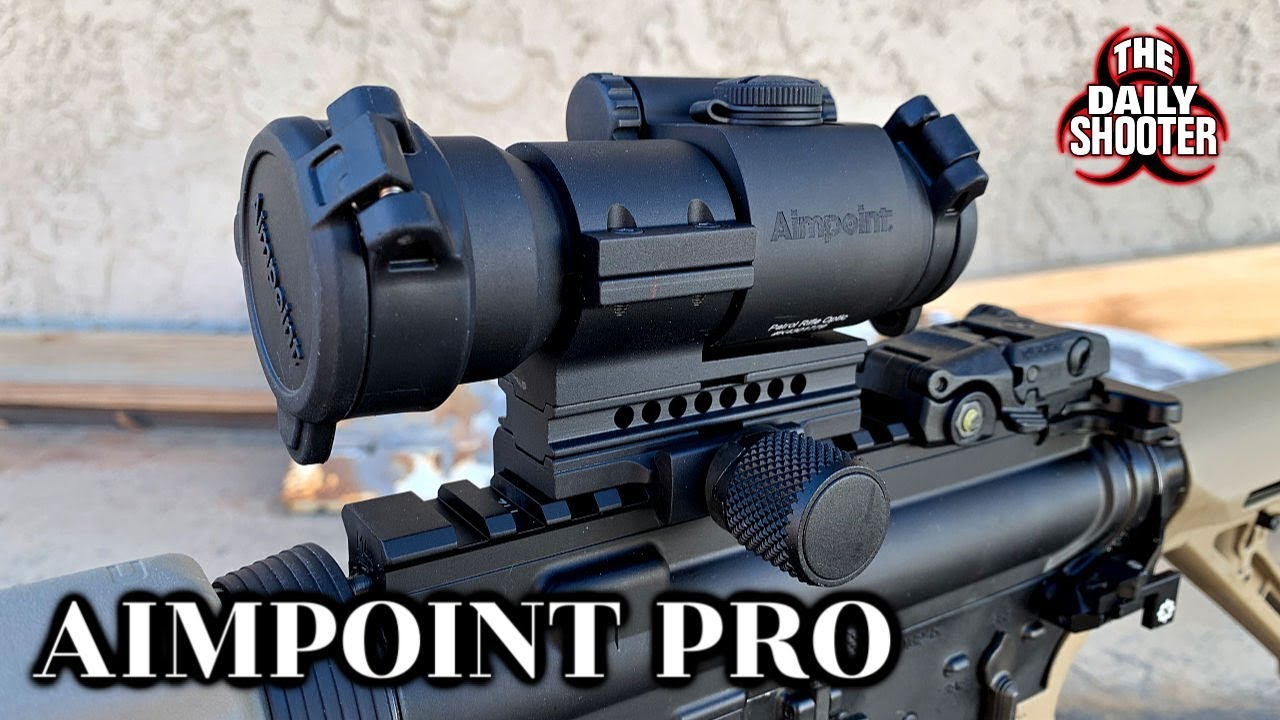 AimPoint PRO Best Value for an AimPoint
