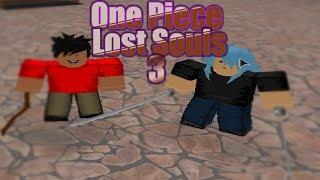 Quest et DF Showcase!!!   One Piece Lost Souls 3 - France Roblox