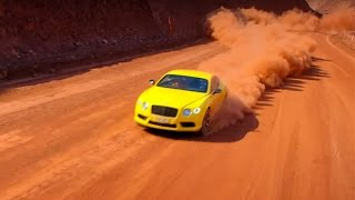 Mine Racing with The Stig's Australian Cousin | Top Gear | Series 22 | BBC thumbnail