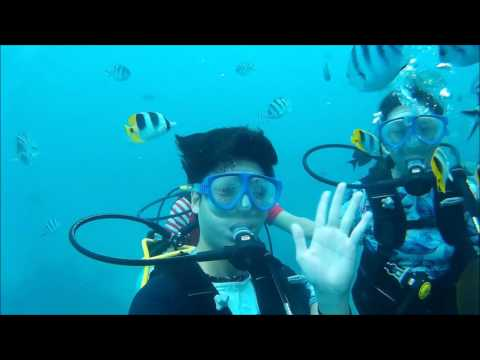 괌 다이빙 Vacation-Guam, USA-Scuba Diving(Free Diving)