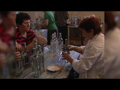 Как в Карабахе впервые организовали заводское производство тутовки