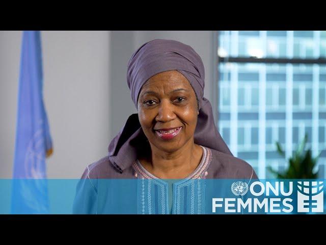 #Journéedesfemmes2020 : Message de la Directrice exécutive d'ONU Femmes