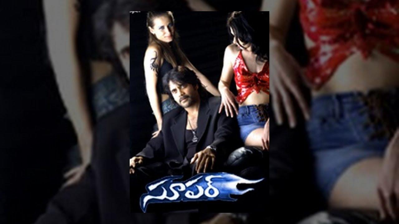 Download Super Telugu Full Movie | Nagarjuna, Anuska Shetty, Ayesha Takia