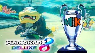 ¿RK EN PRIMERA DIVISIÓN? TODO O NADA | RK vs ARC | Mario Kart 8 Deluxe Competitivo