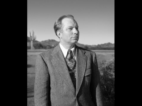 L. Ron Hubbard - 'I'm just kidding you mostly' (1952)