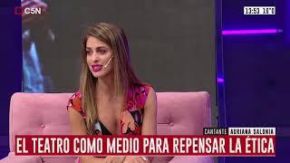 Tarde XTRA: Entrevista a Adriana Salonia