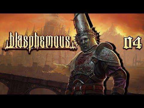 Finding a Way Home! | Let's Play Blasphemous! - Episode 4 |